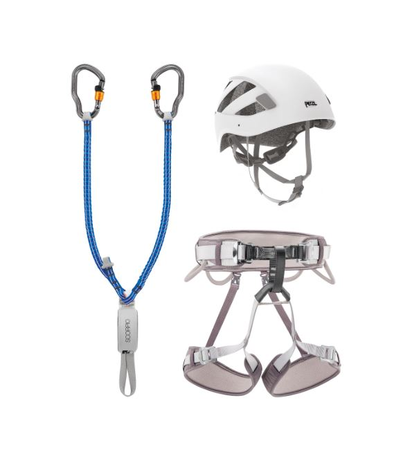 Petzl KIT VIA FERRATA VERTIGO
