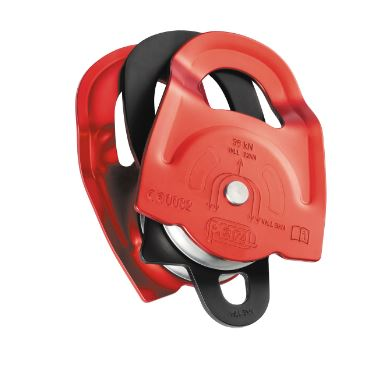Petzl Carrucola TWIN