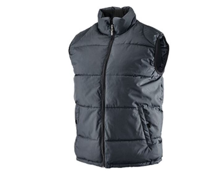 Greenbay Gilet in poliestere Ripstop/PVC SNOWHILL