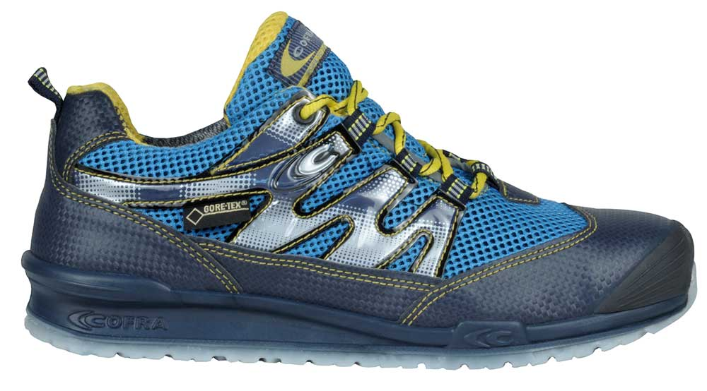 Gore-tex Waterproof: Galletti S3 WR SRC