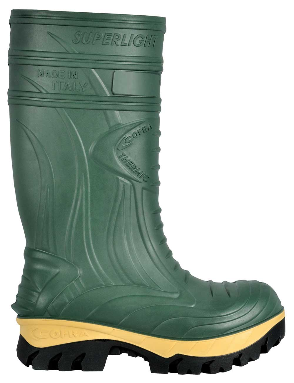 Thermic Boots: Thermic S5 CI HRO CR AN M SRC